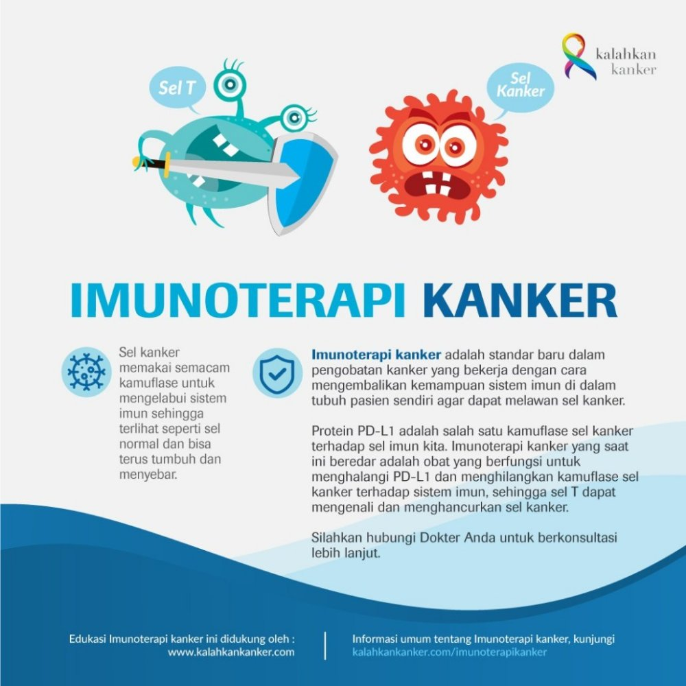 Imunoterapi kanker
