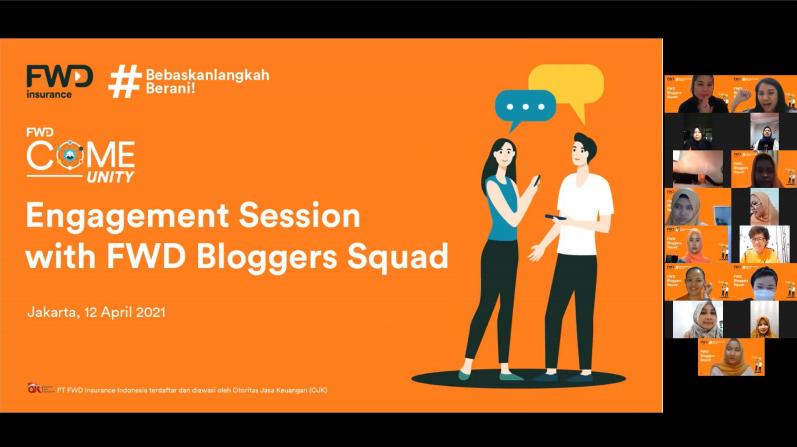 FWD Bloggers Squad